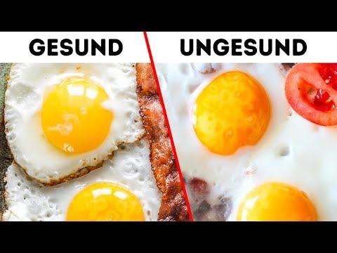10 Nahrungskombinationen, die deiner Gesundheit schaden