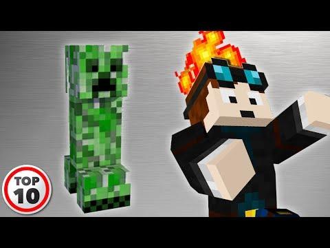 Top 10 Dumbest Ways To Die In Minecraft
