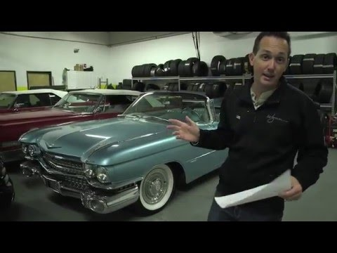 Selling Classic Cars!