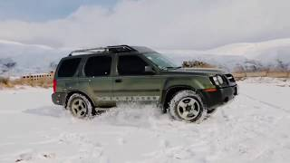 Armenia off road Xterra 4x4