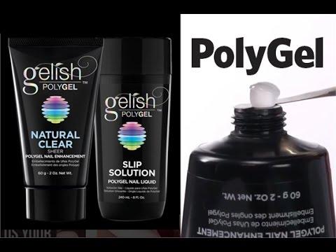 How to Use Gelish PolyGel