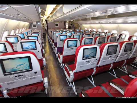 World s Best Economy Class Airline 2012