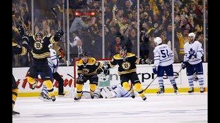 The Comeback: The Boston Bruins Unbelieveable Comeback vs. The Toronto Maple Leafs