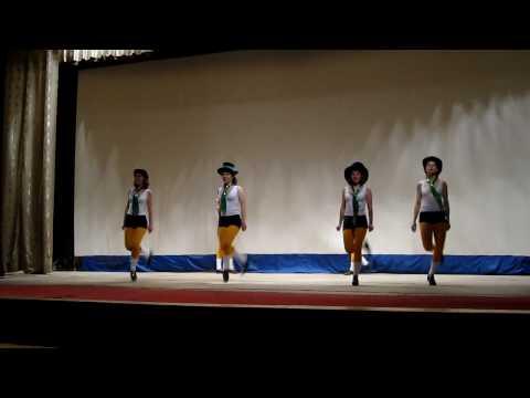 ирландский танец лайт джига что это