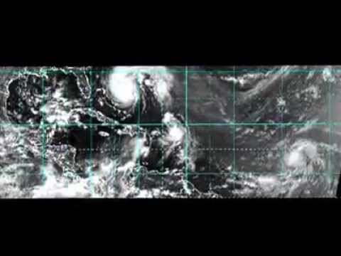 Hurricanes end of the world baktun