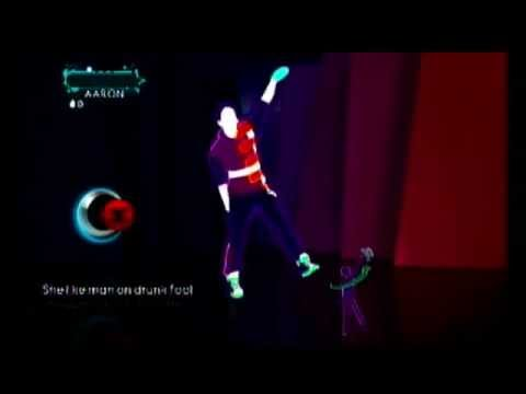 The Black Eyed Peas- Pump It (just Dance 3) video