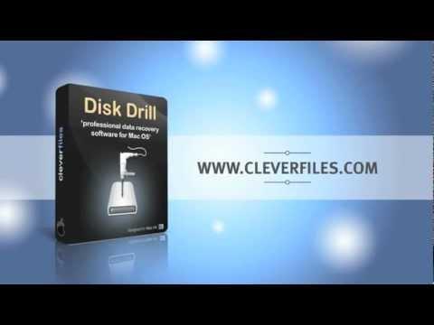 Disk Drill - programma per il recupero dei file eliminati su Mac OS X