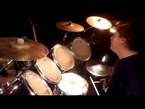 War Ensemble (Slayer Tribute) - Raining Blood (Official Live Drum Video)