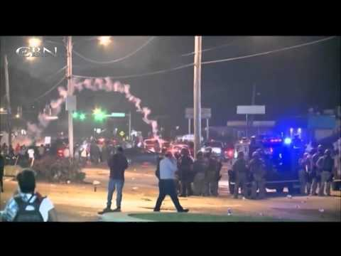 National Guard Called In as Ferguson Riots Escalate