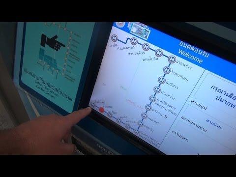MRT Merto Bangkok Thailand –  Bangkok VLOG  #09