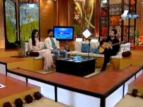 Falak singing Live on TV
