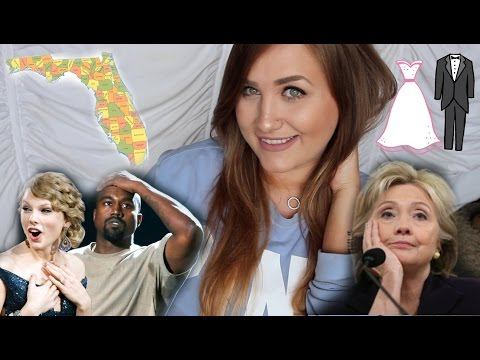 I'M MOVING! - KIMYE VS TAYLOR,  HILLARY CLINTON AND STARTING A SEXUAL HEALTH SERIES?!