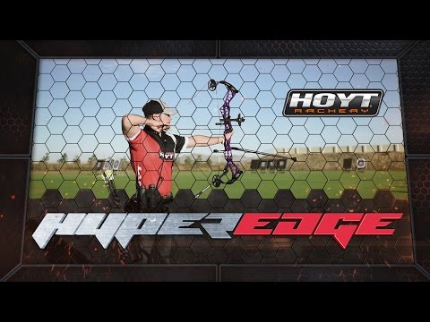 Hoyt HyperEdge - Steady Performance. Pure Success.
