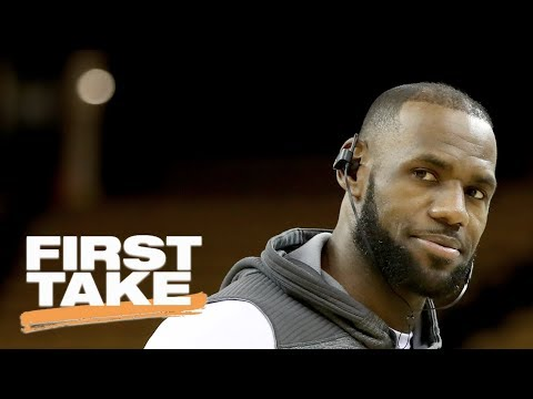 First Take debates whether LeBron James should leave Cavaliers   First Take   ESPN