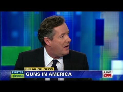 Piers Morgan, guests debate gun control