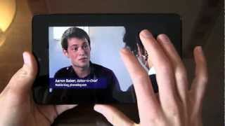 Google Nexus 7 Review Part 1