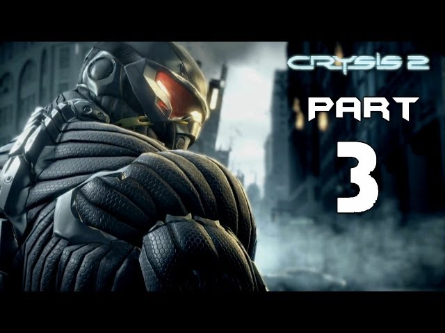 ► Crysis 2 | #3 | Porno historie | CZ Lets Play / Gameplay [HD] [PC]
