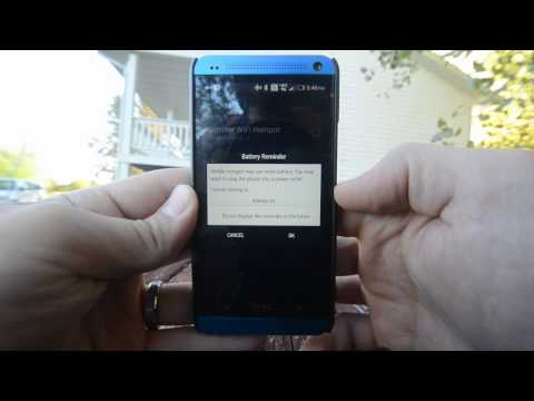 WiFi Hotspot/Tethering the HTC One With No Root on Verizon Unlimited Data