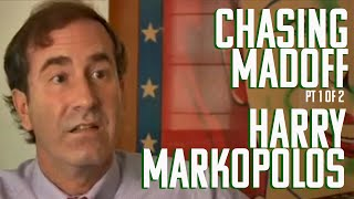 Chasing Madoff, subject Harry Markopolos (pt 1of 2)