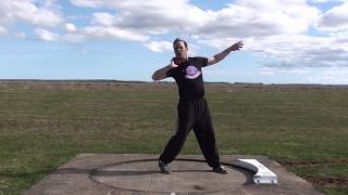 Introduction to Shot Put - Glide