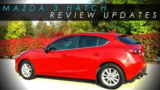 2014 Mazda 3 Review Updates and Feedback