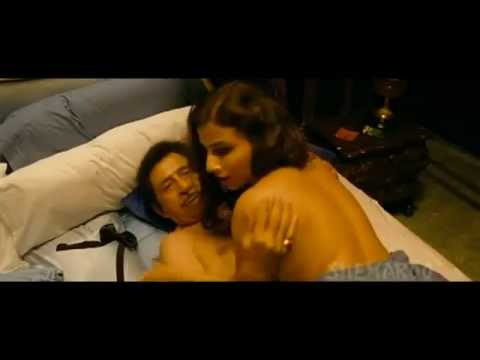 Vidya balan  topless and kiss scene from the movie The Dirty Picture