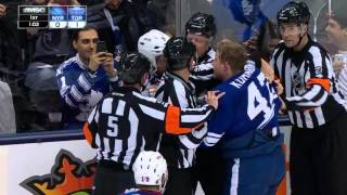 Gotta See It: Komarov ejected after elbow to McDonagh
