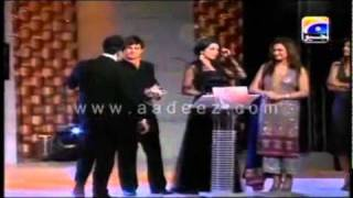 Fawad Khan performance at Lux Style Awards 2008 2/2