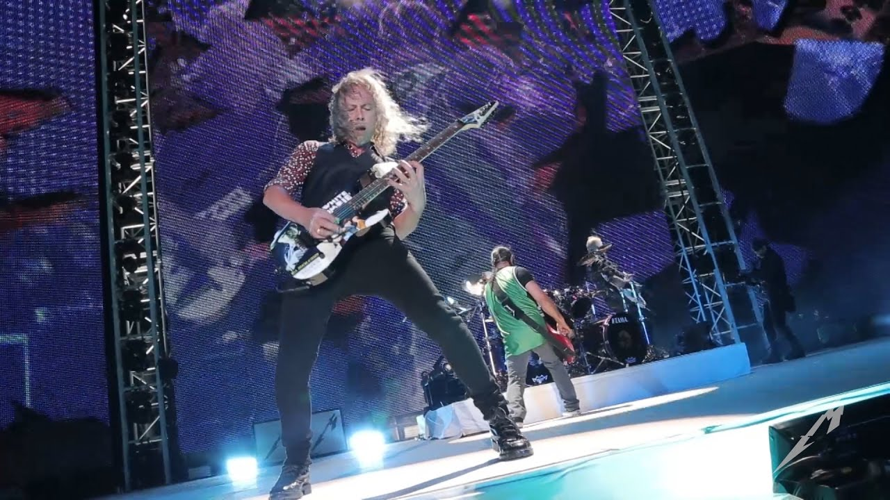 Metallica: Ride the Lightning (MetOnTour - Mexico City, Mexico - 2017)