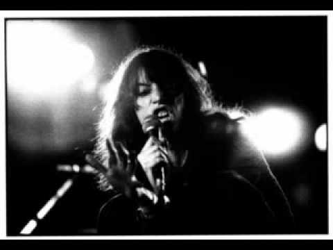 Patti Smith - Ghost Dance