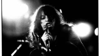 Watch Patti Smith Ghost Dance video