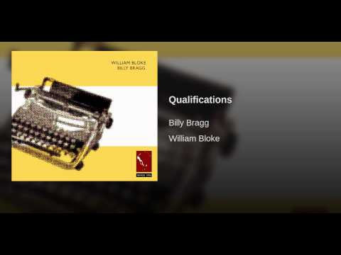 Billy Bragg - Qualifications