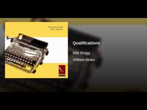 Billy Bragg - Qualifications