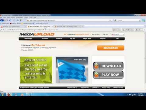 megaupload premium account free
