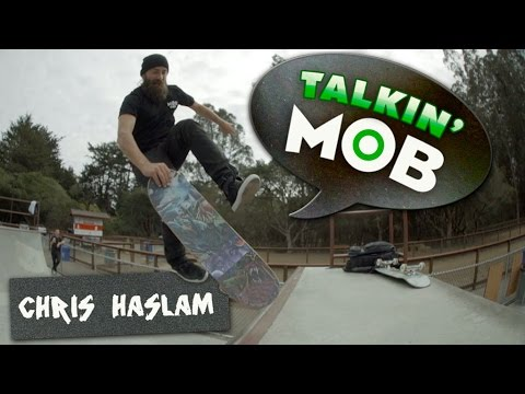 MOB Grip | Chris Haslam | Talkin' Graphic MOB