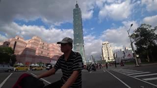[4K UHD] Biking Xinyi Road 信義路 to Taipei 101 台北101