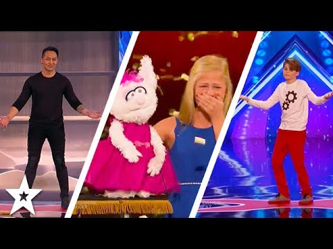 America's Got Talent 2017 Week 1 Auditions | Darci Lynee, Demian Aditya & More!!