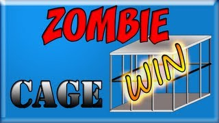 Zombie Cage Win second times a charm