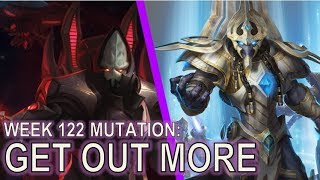 Starcraft II: Get Out More [The A(wful) Team]