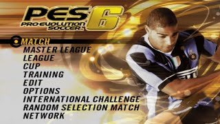 Remembering Pro Evolution Soccer 6 (Winning Eleven) and the Legend of Adriano