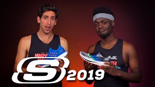 The Best New Skechers Running Shoes 2019 | First look Max Road 4, Speed Elite, GOrun Ride 8