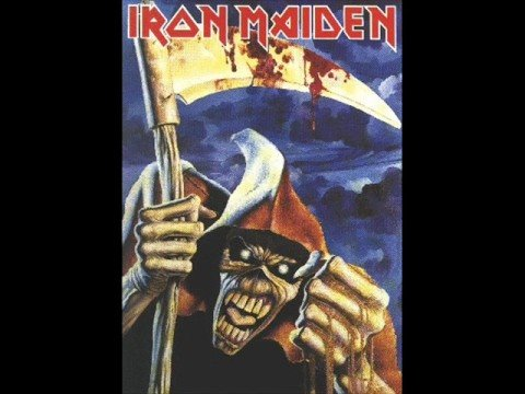Iron Maiden - Prowler  (A real dead one...)