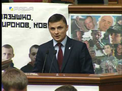 Україна має не просити, а вимагати від світу визнання Голодомору геноцидом