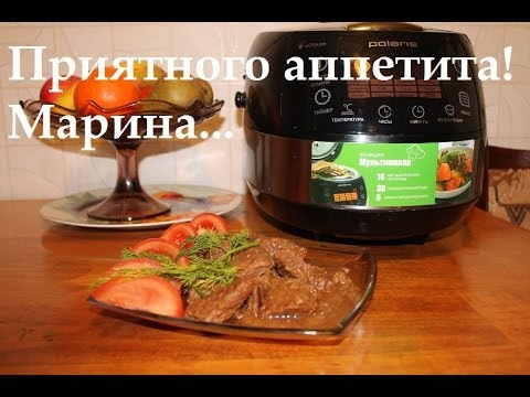 Как вкусно приготовить говядину - рецепты - видео