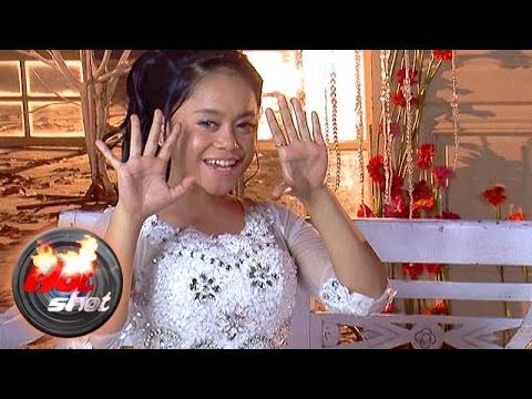 download lagu Lesti Syuting  Klip 'Zapin Melayu' - Hot gratis