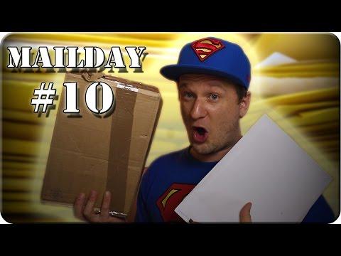 Mailday #10 - neue Post, neue Karten, einfach geil :-)