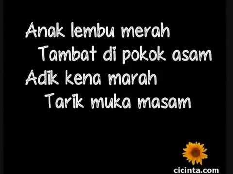 Pantun Kanak-Kanak Tradisional Melayu - YouTube