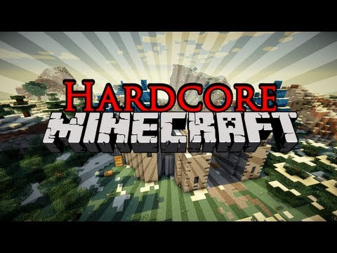 Lets Get Hardcore! 009 - Zombie Mob Trap [Minecraft]