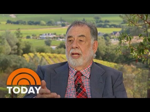 Francis Ford Coppola Talks Film, Wine, And Love Of Jingles | TODAY