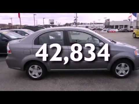 2010 Chevrolet Aveo Stoughton WI